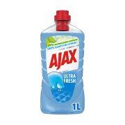 AJAX Ultra Καθαριστικό Υγρό Γενικής Χρήσης Φρεσκάδα Vegan 1lt