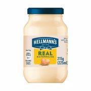HELLMANN'S Real Μαγιονέζα 225ml