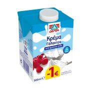 ΔΕΛΤΑ Κρέμα Γάλακτος 35% 500ml