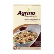 AGRINO Brown Family Ρύζι Καστανό Parboiled 10' 500gr
