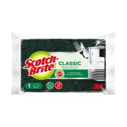 SCOTCH-BRITE Σφουγγαράκι Αντιβακτηριδιακό Μικρό Πράσινο