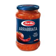 BARILLA Έτοιμη Σάλτσα Ζυμαρικών Arrabbiata Χωρίς γλουτένη 400gr