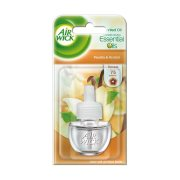 AIRWICK Essential Oils Αρωματικό Χώρου Ηλεκτρικό Βανίλια & Ορχιδέα Ανταλλακτικό 19ml