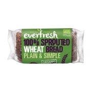 EVERFRESH Ψωμί από Φυτρωμένο Σιτάρι Βιολογικό 400gr