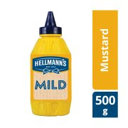 HELLMANN'S Μουστάρδα Απαλή 500gr