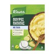 KNORR Πουρές Πατάτας με Γάλα 291gr