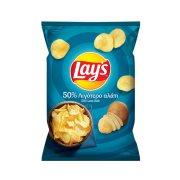 LAY'S Πατατάκια 50% Λιγότερο Αλάτι 140gr