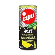ΕΨΑ Light Αναψυκτικό Λεμονάδα με Στέβια Χωρίς ζάχαρη 330ml