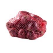 Κρεμμύδια Ξερά Κόκκινα  Βιολογικά Εγχώρια
