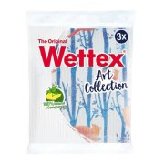 WETTEX Art Collection Σπογγοπετσέτα 3τεμ
