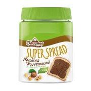 ΟΛΥΜΠΟΣ Super Spread Πραλίνα Φουντουκιού με Στέβια Χωρίς ζάχαρη 350gr