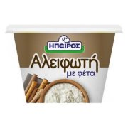 Τυρί Κρέμα ΗΠΕΙΡΟΣ Αλειφωτή με Φέτα 200gr