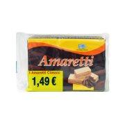 AMARETTI Γκοφρέτα Κλασική 3x68gr