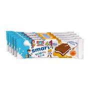 ΔΕΛΤΑ Smart Γαλακτογκοφρέτα με Σοκολάτα 3x34gr +1 Δώρο