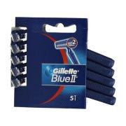GILLETTE Ξυραφάκια Μιας Χρήσης Blue II 5τεμ