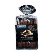 TSANOS Κουλούρια με Σοκολάτα Υγείας 300gr