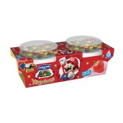 DANONE Super Mario Επιδόρπιο Γιαουρτιού Φράουλα Παιδικό 2x110gr