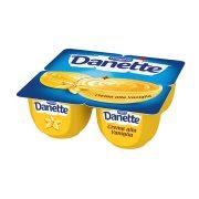 DANETTE Επιδόρπιο Βανίλια 4x125gr