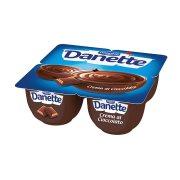 DANETTE Επιδόρπιο Σοκολάτα 4x125gr