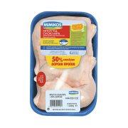 Μπούτια Κοτόπουλο ΜΙΜΙΚΟΣ Ολόκληρα 800gr +50% Δώρο