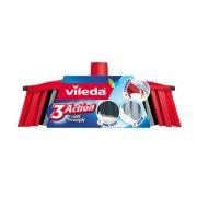VILEDA Σκούπα 3 Action Λεπτό Σπείρωμα