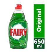 FAIRY  Απορρυπαντικό Πιάτων Υγρό Κανονικό 650ml