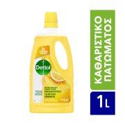 DETTOL Power & Fresh Καθαριστικό Υγρό Γενική Χρήσης Λεμόνι 1lt