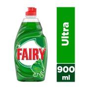 FAIRY  Απορρυπαντικό Πιάτων Υγρό Κανονικό 900ml