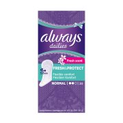 ALWAYS Dailies Fresh&Protect Σερβιετάκια Normal Fresh Scent 30τεμ