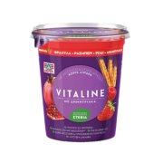 ΔΕΛΤΑ Vitaline Επιδόρπιο Γιαουρτιού Superfruits & Δημητριακά 380gr