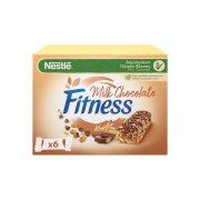NESTLE Fitness Delice Μπάρες Δημητριακών Σοκολάτα Γάλακτος 6x22,5gr