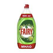 FAIRY Clean & Fresh Απορρυπαντικό Πιάτων Υγρό Μήλο 900ml