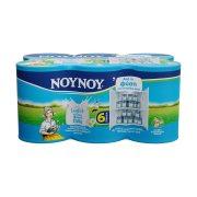 ΝΟΥΝΟΥ Γάλα Εβαπορέ Ελαφρύ 4% Λιπαρά 6x400gr