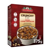 MILLHOUSE Crunchy Oat Τραγανές Μπουκιές Δημητριακών με Βρώμη & Σκούρα Σοκολάτα 375gr
