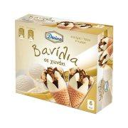 DESINO Παγωτό Πύραυλος Βανίλια 6τεμ 416gr (720ml)