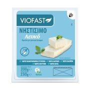 Λευκό Αναπλήρωμα VIOFAST Νηστίσιμο Vegan Χωρίς γλουτένη Χωρίς λακτόζη 200gr