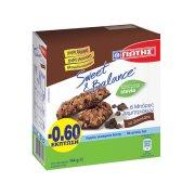 ΓΙΩΤΗΣ Sweet & Balance Μπάρες Δημητριακών με Σοκολάτα με Στέβια Χωρίς γλουτένη 6x24gr