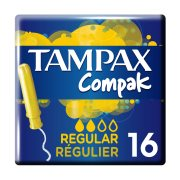 TAMPAX Compak Ταμπόν Regular 16τεμ