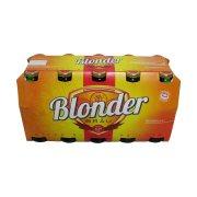 BLONDER Μπίρα Lager 10x250ml