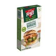 Φυτικά Chicken-Style Burgers FRY'S Vegan 320gr