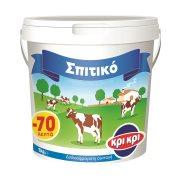 ΚΡΙ ΚΡΙ Σπιτικό Επιδόρπιο Γιαουρτιού 5% 1kg
