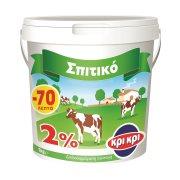 ΚΡΙ ΚΡΙ Σπιτικό Επιδόρπιο Γιαουρτιού 2% 1kg