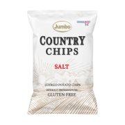 JUMBO Country Πατατάκια με Αλάτι Χωρίς γλουτένη 150gr