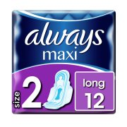 ALWAYS Maxi Σερβιέτες Long 12τεμ