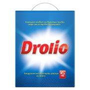DROLIO Απορρυπαντικό Πλυντηρίου Ρούχων Σκόνη 45 πλύσεις