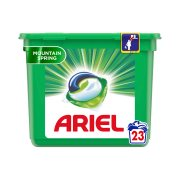 ARIEL Allin1 Pods Απορρυπαντικό Πλυντηρίου Ρούχων Mountain Spring 23 κάψουλες