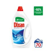 DIXAN Απορρυπαντικό Πλυντηρίου Ρούχων Τζελ Φρεσκάδα Ωκεανού 70 πλύσεις