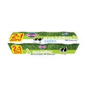 ΚΡΙ ΚΡΙ Γιαούρτι Αγελάδος 2% 2x200gr + 1 Δώρο