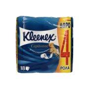 KLEENEX Capitonne Χαρτί Υγείας 2 Φύλλων 14τεμ +4δώρο 1330gr