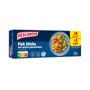 Fish Sticks PESCANOVA 10τεμ + 5 Δώρο 450gr